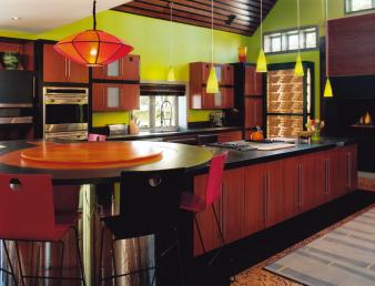 Sustainable Kitchen. Image: 2