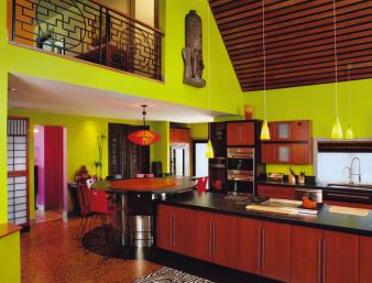 Sustainable Kitchen. Image: 1