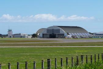Whenuapai Hangars. Image: 2