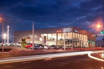 Audi Terminal. Image: 4