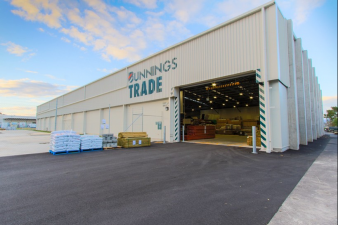 Bunnings Avondale Trade Centre. Image: 6