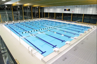 St Cuthberts College Centennial Pool. Image: 1