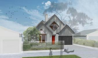 New Masonry Style Home. Image: 4