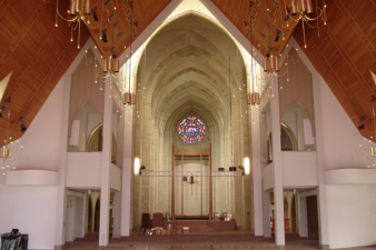 Holy Trinity Cathedral. Image: 1