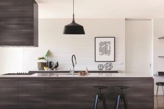 Dorf Black Kitchen. Image: 2