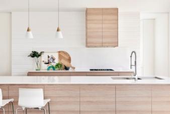 Dorf White Kitchen. Image: 1
