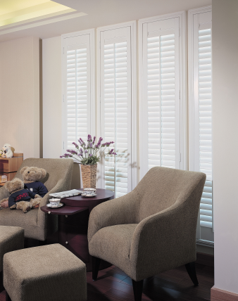 Harrisons Blinds & Shutters. Image: 4