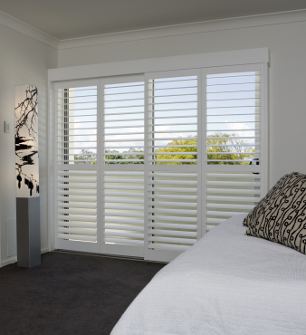 Harrisons Blinds & Shutters. Image: 2