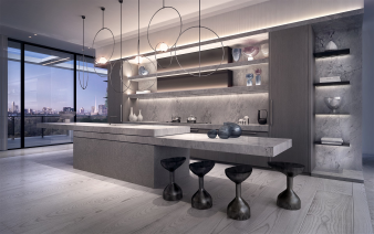 Penthouse Kitchen. Image: 4