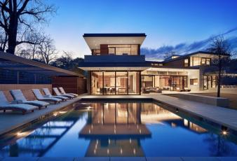 Lake Austin House 01. Image: 1