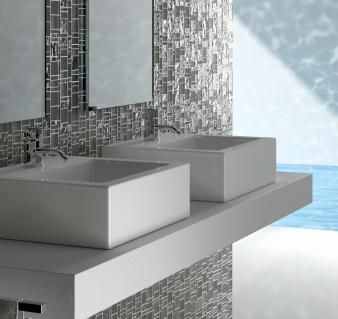 Tile trends 3 – Bling is back. Image: 3