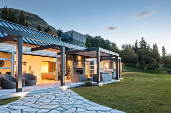 Envira Weatherboard System - Scenery Stunner in Queenstown. Image: 4
