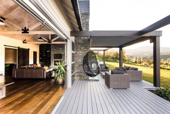 Envira Weatherboard System - Scenery Stunner in Queenstown. Image: 6