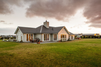 Envira Bevel Back Weatherboards - Lovely Spacious New Home. Image: 1