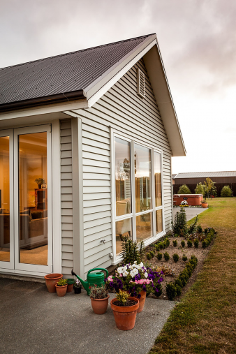 Envira Bevel Back Weatherboards - Lovely Spacious New Home. Image: 3