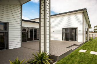 Envira Bevel Back Weatherboards - Family Focus in Canterbury. Image: 3