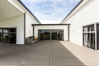 Envira Bevel Back Weatherboards - Family Focus in Canterbury. Image: 6