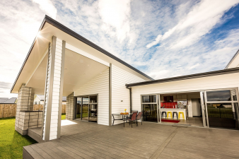 Envira Bevel Back Weatherboards - Family Focus in Canterbury. Image: 5