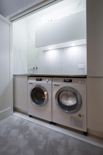George Street, Apartment living - Laundry. Image: 15