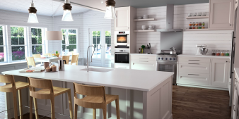 Kitchen Integrity XL - Blanco Zeus. Image: 24
