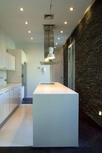 Silestone Quartz Kitchen Cocina Blanco Zeus Modern. Image: 28