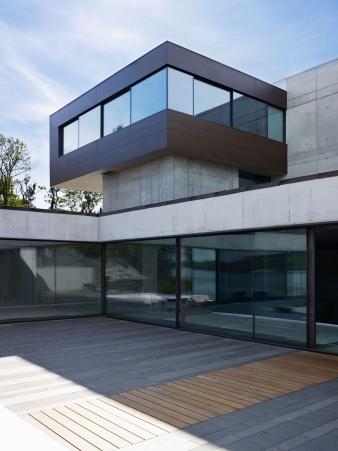 Skallan House - Dekton Kadum Façade 06. Image: 28