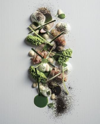 Mizlala Restaurant -  Dekton Ariane. Image: 67
