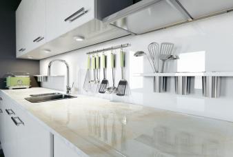 RS11149 Dekton Kitchen - Fiord. Image: 7
