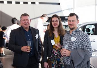 Leslie Johnson, Amandine Paniaqua and Benoit Chabord (JCY Architects). Image: 37