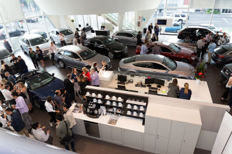 2016 TIDA New Zealand Home awards evening - Giltrap Audi showroom. Image: 65