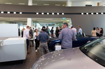 Audi showroom. Image: 17