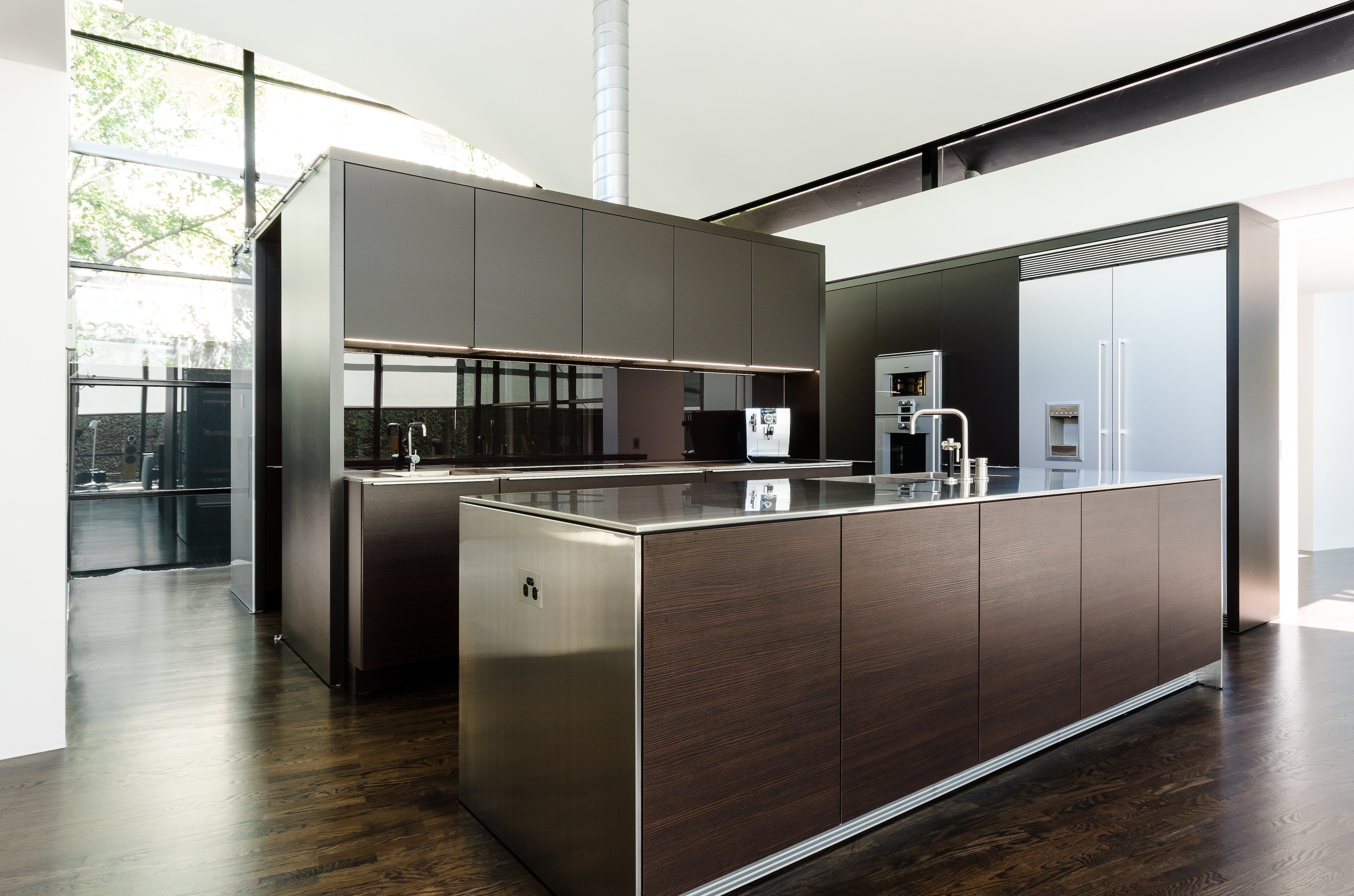 congratulations to pepper design poggenpohl winner of trends international design awards new zealand kitchens