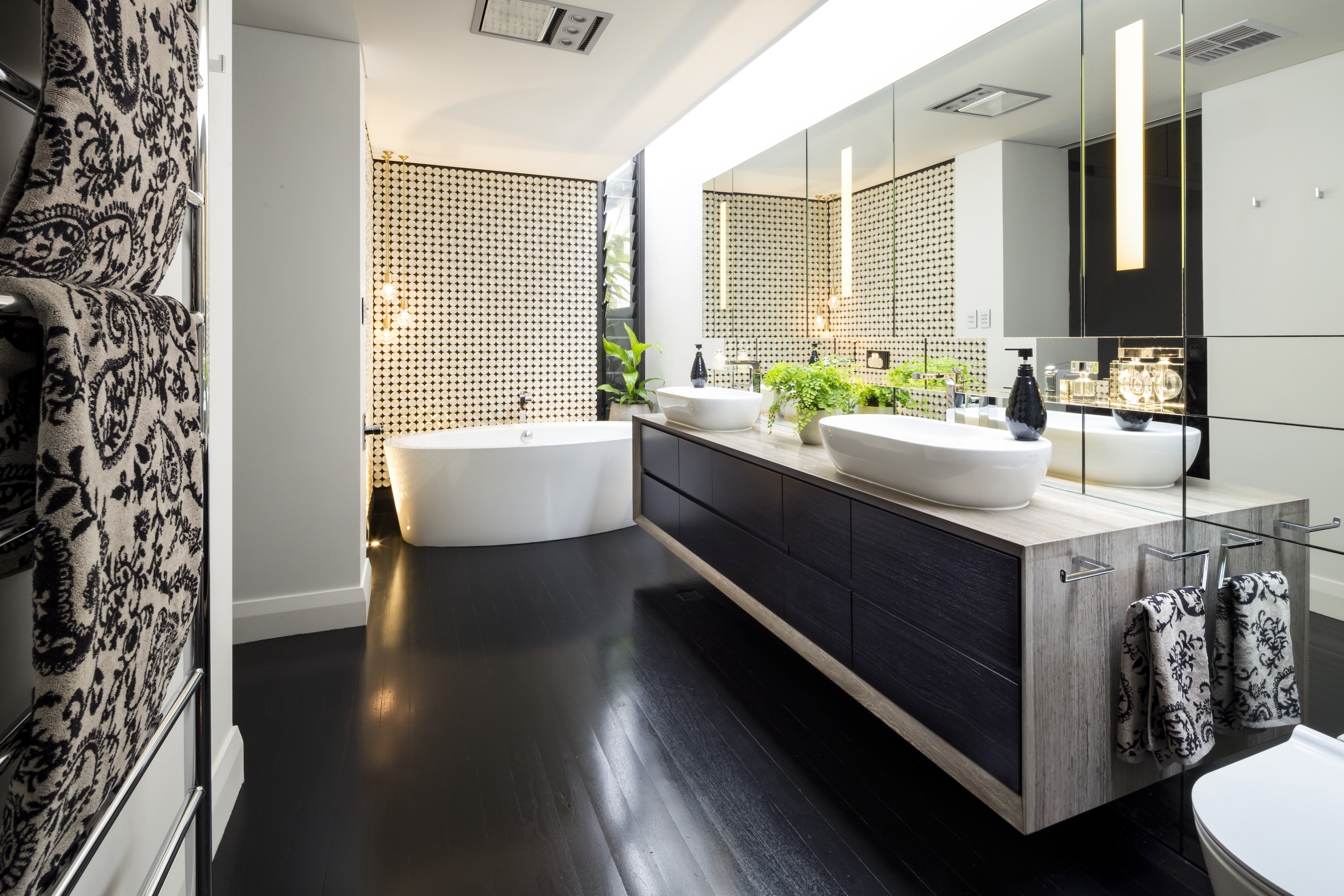 Trends home kitchen bathroom and renovation for Australian small bathroom design