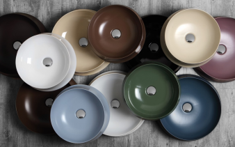 A wide variety of colours to choose from. Image: 5