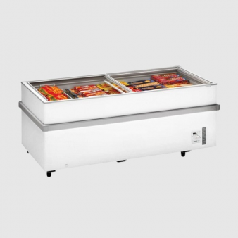 Arcaboa 900CHV 2m Wide Jumbo Chest Freezer - 839 Ltr. Image: 2