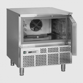 Tefcold BLC3 Blast Chiller Shock Freezer 0.9m High. Image: 3