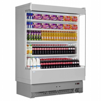 Interlevin SP80-100 1.08m Wide Italia Multideck Fridge. Image: 1