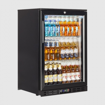 Interlevin EC10H Low Energy Single Door Bottle Cooler 142 Ltr. Image: 5