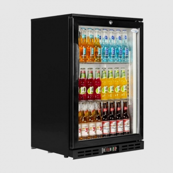 Interlevin PD10H 142 Ltr Single Door Bottle Cooler. Image: 1