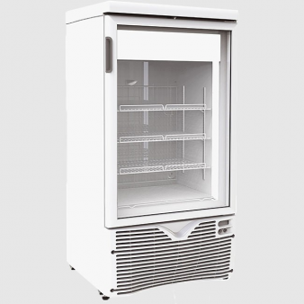 Framec EX300NV Glass Door Display Freezer 252 Ltr. Image: 2