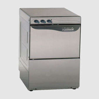 Kromo AQUA35 Glass Washer 13 Glass Capacity. Image: 1
