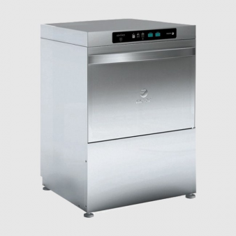Fagor CO402DD 400mm Wide Glasswasher. Image: 2
