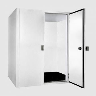 Arneg 2170mm High Remote Freezer Room With Flooring: 80 mm. Image: 3