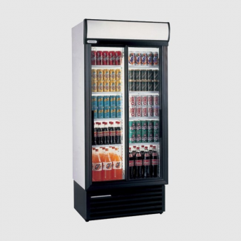 Staycold SD890 Sliding Glass Door Display Fridge 675 Ltr. Image: 1