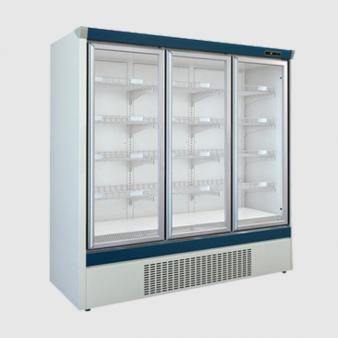 Mafirol 1975(w)mm Upright Triple Glass Door Freezer: BA18FV-BT. Image: 2
