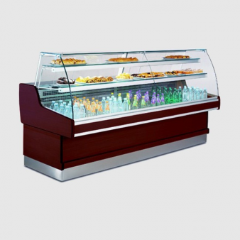 Mafirol RA9N-VCR: 1020(w)mm Ambient Serve Over Counter. Image: 3