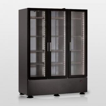 Tefcold FS1500H Triple Glass Door Display Fridge 1208 Ltr. Image: 5