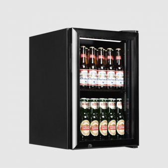 Tefcold BC60 67 Ltr Countertop Chilled Display Cabinet. Image: 2